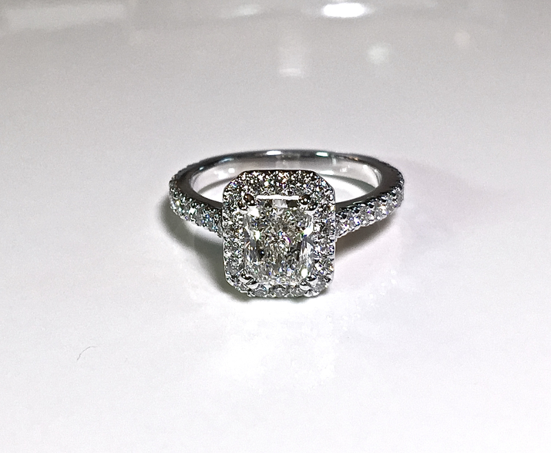 diamond engagement ring in PA