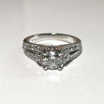 diamond anniversary ring Doylestown PA