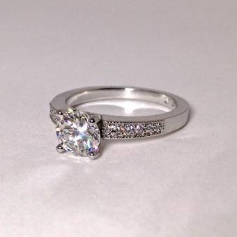diamond engagement ring in Doylestown