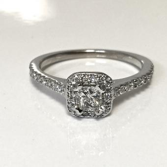 custom diamond engagement ring Bucks PA