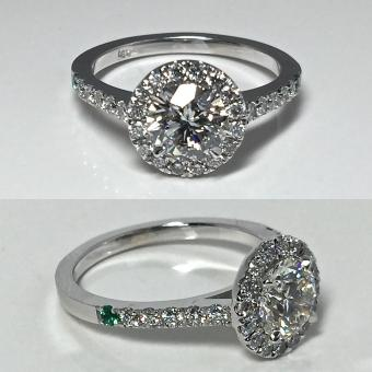 custom diamond ring Doylestown PA