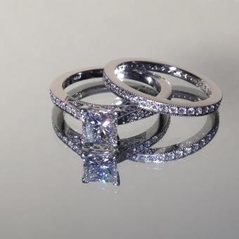 custom diamond ring Doylestown
