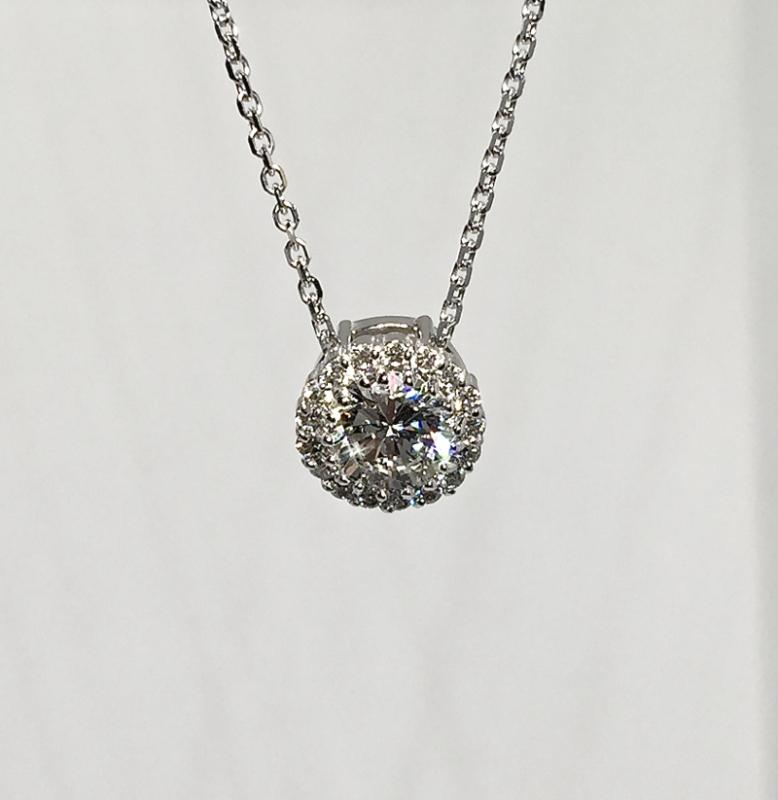 custom diamond pendant Doylestown PA