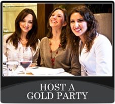 Host a Gold Party